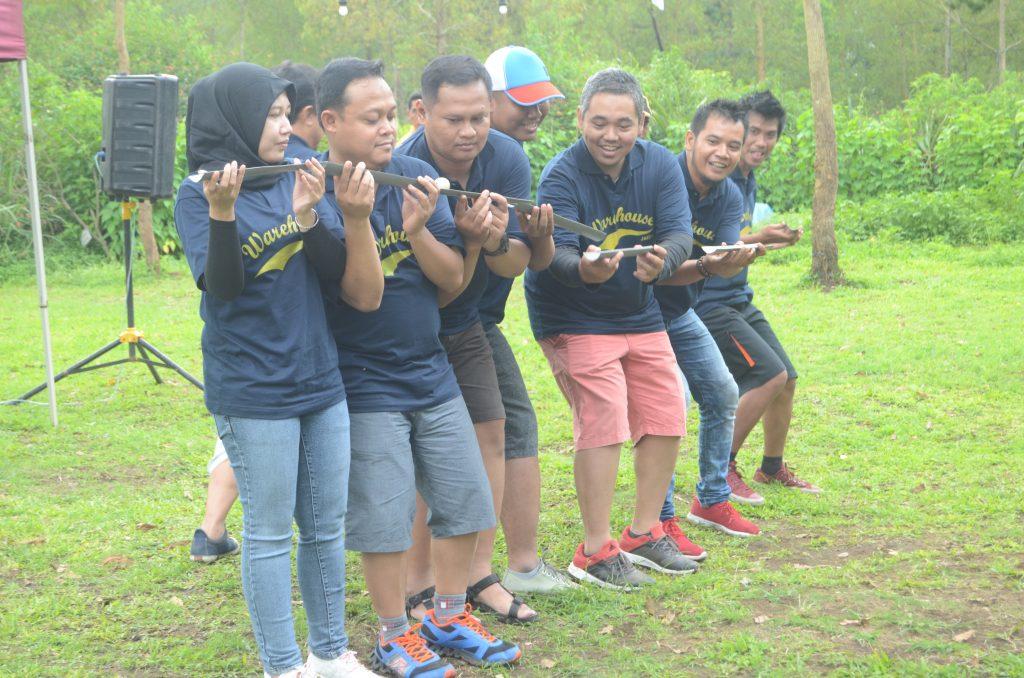 Pelatihan Outbound Malang