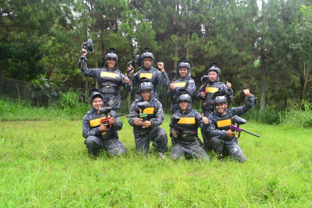 Paintball Di Batu Malang